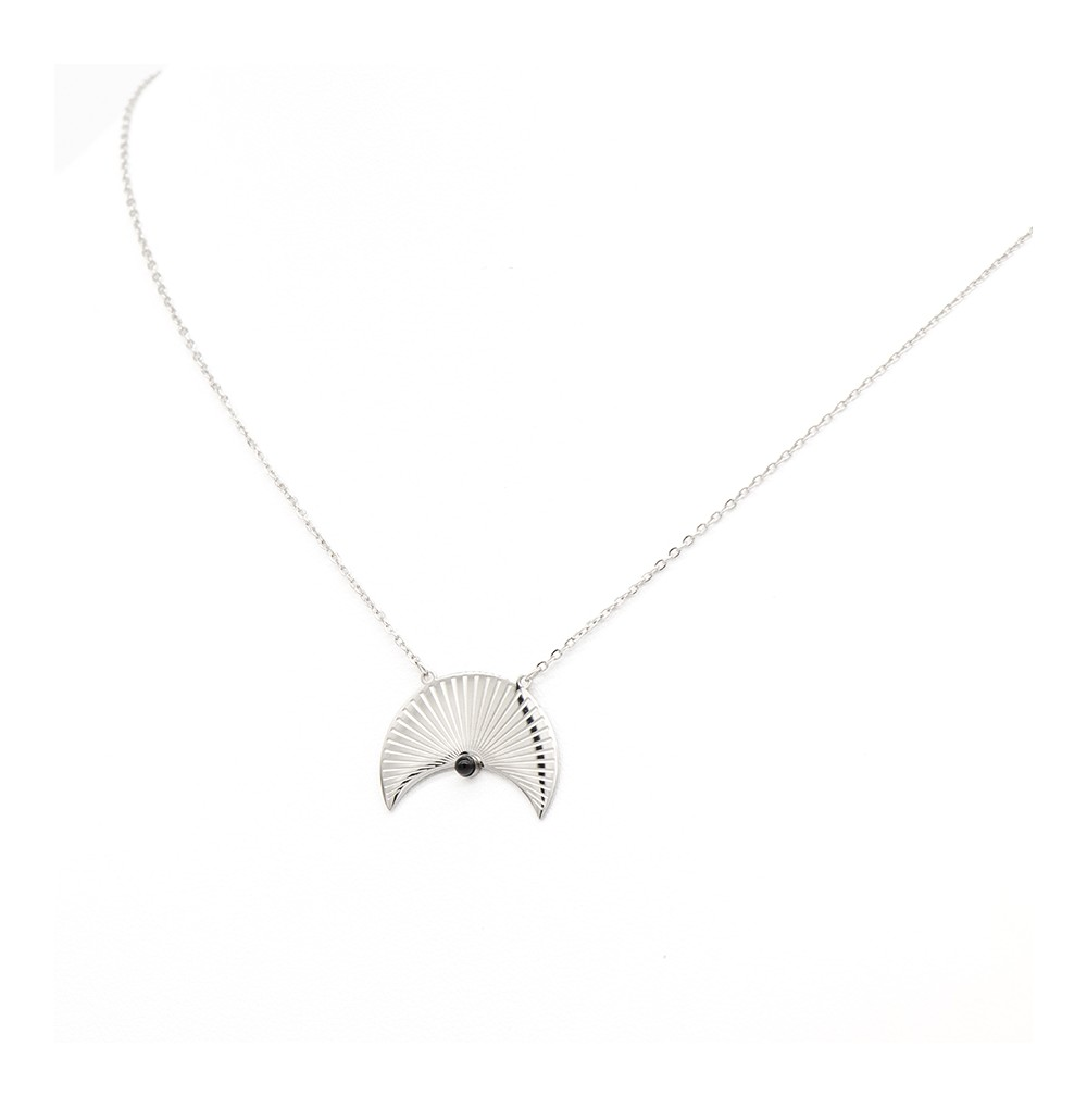 COLLIER - DEMI LUNE