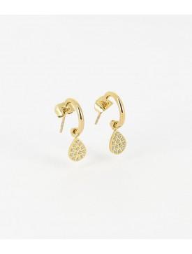 Boucles d'oreilles mini ZAG...