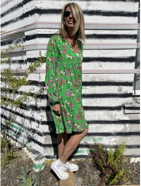 Robe courte Cléa Banditas