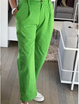 Pantalon vert Killian Banditas