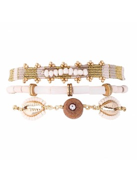 Bracelet manchette Hipanema...
