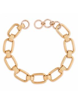 Bracelet links Clare 07 gold