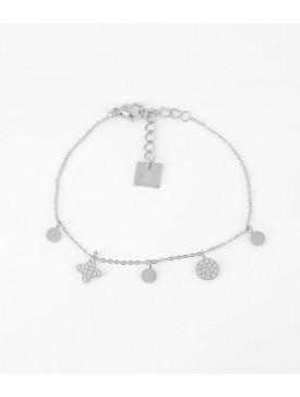 Bracelet acier ZAG