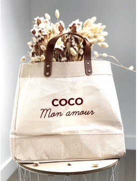 COCO MON AMOUR ROUGE FONCE